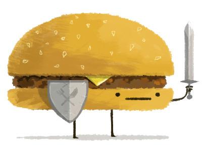 Burgerknight