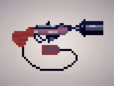 Ion blaster