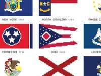 8Bit State Flags - Complete