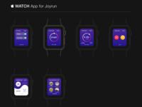 Apple Watch App Redesign _ Joyrun