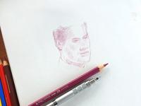 Anatomy & portraiture studies. art sketch draw portrait anatomy