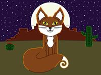 Fox Adventure Colored Dribbble