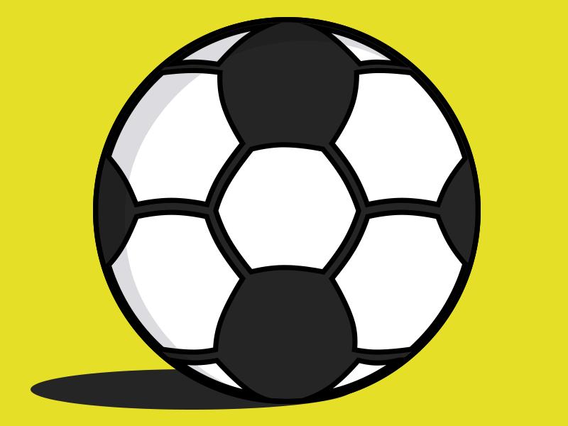 Soccer Ball Dribbble soccer ball project asset