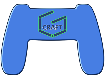 Gamecraft Icon Dribbble
