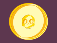 Coin Dribbble