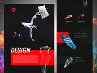 Reekters Ecommerce Website Concept