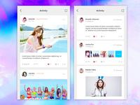 Marvelus - Social Apps Screen 03