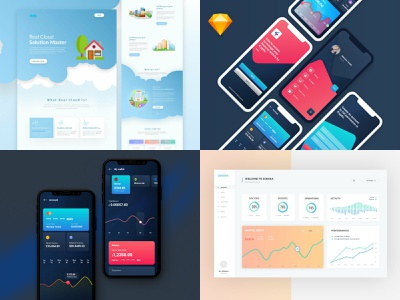 My #Top4Shots of 2018 (It was a great year!) Cheers! best design review ios ui  ux 2018 trends top4shots website