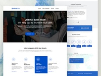 CPA Marketing Landing Page Design