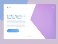 E.Ads User Interface Design