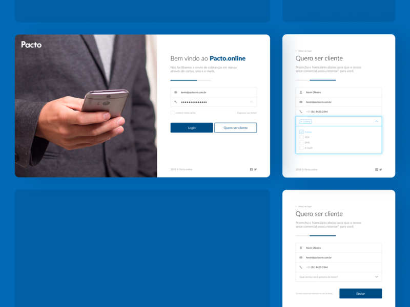 Sign in and Sign up Page Desktop Concept registration form signup sign in interface login page uidesign ui login hello dribbble