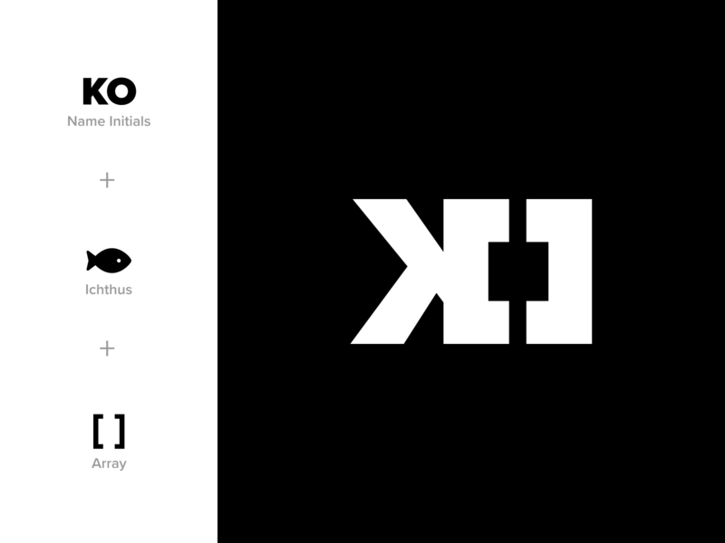 Personal Brand Concept development javascript christian logo christianity personal branding and identity typography design vector logo hello dribbble branding concept branding design branding