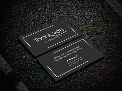 Business Card Design 360d logolife istiqueahmed business card design vector typography illustrator graphic design design