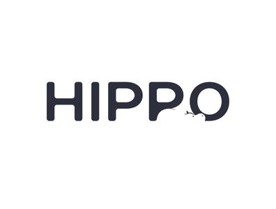 Лого идея / Hippo бренд hippopotamus animals hippo graphic design letter minimalism typography icon vector brand mark logodesign logo животное минимализм леттеринг бегемот логотип лого