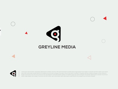 Greyline media logo