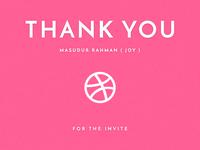 Thank you Masudur Rahman ( Joy )