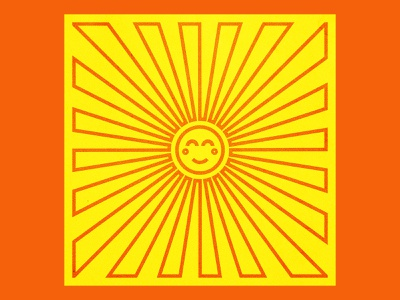 Sunshine sketch sunshine icon vintage retro photoshop illustrator texture vector illustration sun
