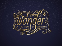 WIP 'Wonder' Advent Series Concept