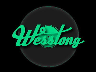 Logo Wesstong green dark logo