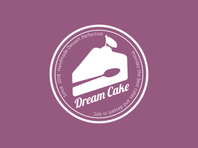 Dream Cake Logo