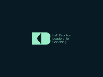 KBLC logo combination mark identity design branding logo