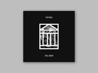 DP000 cover art #2 album art digital art direction cover art branding drums music graphic design typography