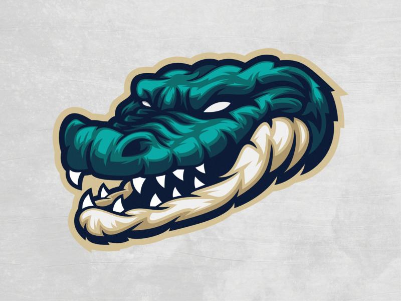 Croco crocodile character branding mascotlogo sport mascot logo esports logo esport design brand