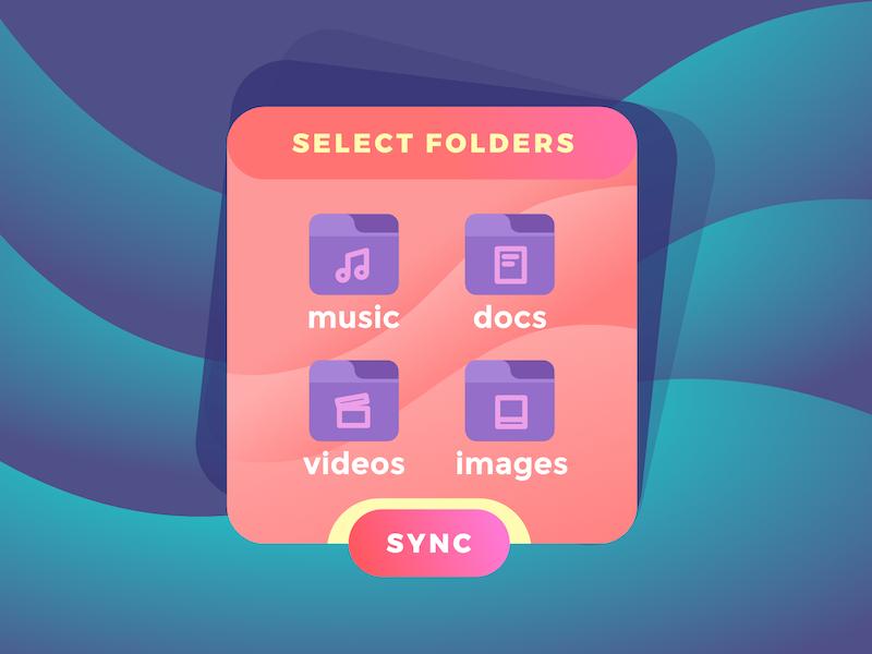 Folder Selector