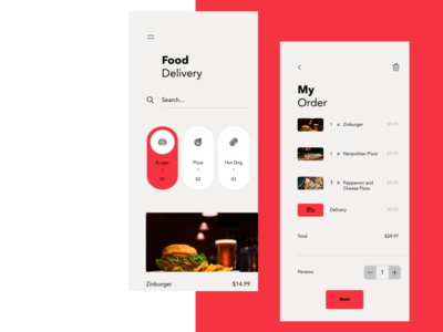 Day 83 - Button food design mobile ui ux userinterface uiux uidesign dailyui083 dailyui