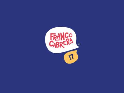 Identidad - Franco Cabrera icon designer design illustration rinconelloinc instagram brands logos logo branding