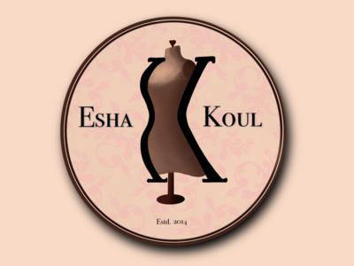 Esha Koul - Logo Draft web concept icon ux vector ui logo branding design illustration