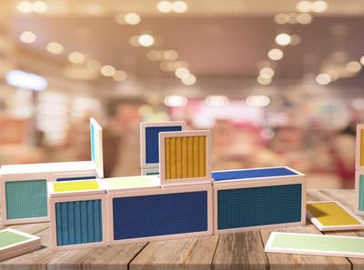 Geotiles ux branding toy design toy rendering render industrialdesign design
