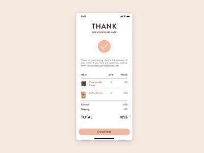 DailyUI #17 app ui design