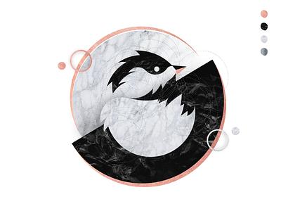 For the Birds:  Day 09 illustration bird