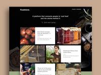 Foodstore concept