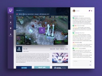 Twitch redesign large