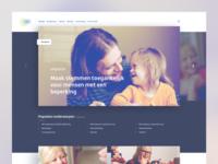 Online experience - website