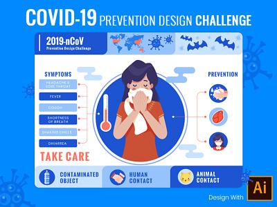 Covid-19 Infographic information informational information design symptoms symptom coronavirus corona virus illustration art illustrations illustration illustraion illustrator covid-19 covid19 covid infographic