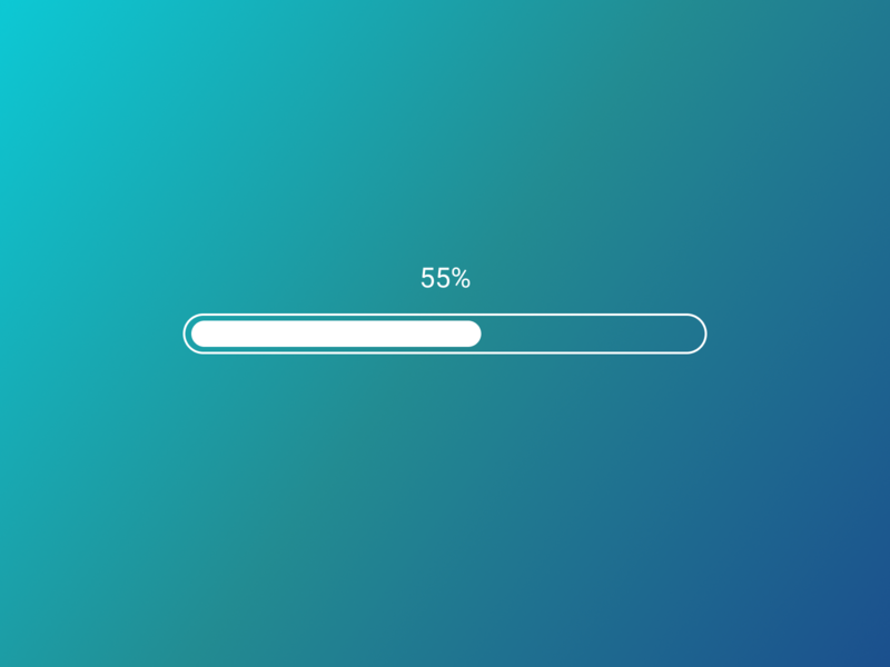 Progress Bar dailyui 086 mobile web ux ui figma dailyui design progress bar