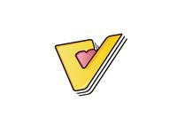 V-sign Logo
