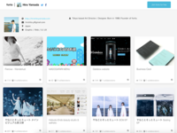 foriio User page
