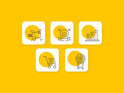 Store icons app design app store vector art vector icon app icons design icons pack icons