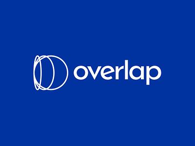 Overlap Logo Concept minimalist logo simple logo simplicity shape circle overlap typography identity design concept idea identity design vector minimal branding logo