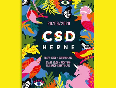 CSD Herne – Corporate Design