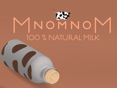 MonmnoM The chocolate milk