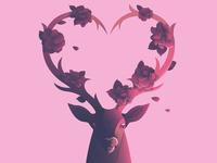 Valentine's Day Stag