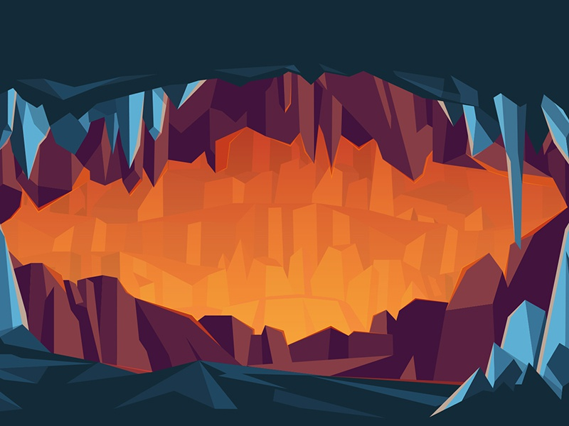 Betterup Background Cave By Andy Hau On Dribbble