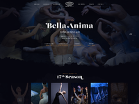 Ballet homepage