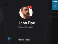 Crossfit menu