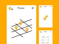 Pizza Finder App